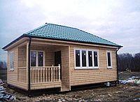 Frame house-Каркасный дом.