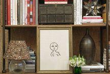 The Ever Challenging Bookshelf Arrangement