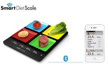 Smart Diet Scale - Info / Some technical specs of the Smart Diet Scale. The best smart food scale on the market!