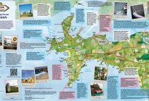 Guides Le Plan : Presqu'île de Crozon
