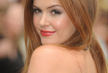 Isla Fisher / Actress  / by Women's Legs Style