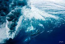 Ocean Waves & Surfing / by Jay Alders