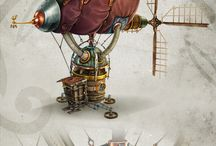 AirShip / by James Fox
