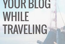 Travel Blog Tips / Successful tips on how to become the best blogger you can be