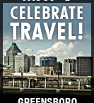 National Travel and Toursim Week  / by Visit Greensboro