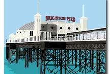 Brighton & Hove / Things I love in Brighton & Hove