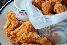 Dania z piersi kurczaka