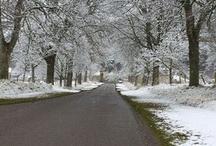 Snow at Logie