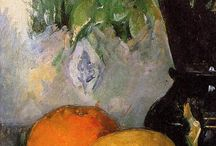Art inspiration- Cezanne