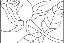 Line Drawings / by Fran Rendon