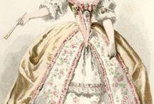 Fashion-barokk, rokokó