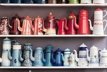 Div. mugger og potter