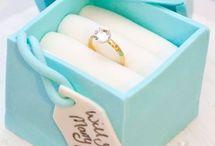 evlilik teklifi pastasi