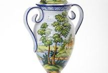 Bontempo ceramiche 1862 VASI /POTICHE / Vasi potische  x ogni tuo segreto
