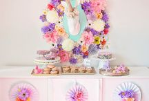 Party Inspiration: Unicorn | Whimsical / by Unicorns and Vanilla