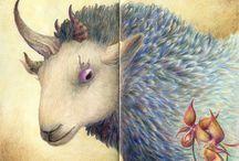 The art I love / Art / by Tania Podgorski