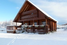 Big Sky Lodges / A collection of six beautiful luxury Scandinavian holiday lodges in the Scottish Highlands.
