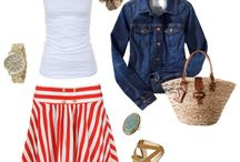 Endless Summer STYLE! / by Karen Gamble (CiCi & Ryann Girls Clothing)