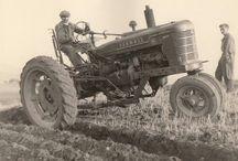 Tractors / Tractors / by Machine Hunt