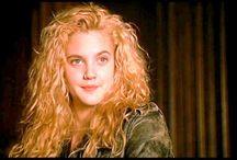 Drew Barrymore 90s icon