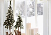 Christmas Hanukkah Holiday Decor / Ideas for your home during the holidays