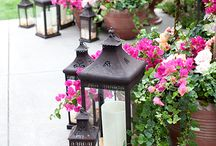 Lanterns for porch
