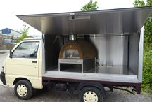 Van Conversions / Here are some Van conversion ideas that you could have for your future mobile business