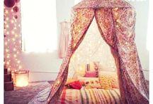tytön huone