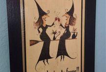 Bruxas do bem.