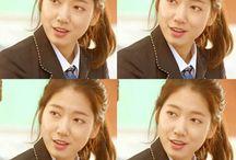 Actin genie Park Shin Hye