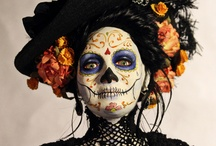 Facepaint - Sugar skull