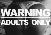 WARNING - ADULT ONLY