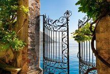 Lake Como / by Sarah Foster : Iris May Designs
