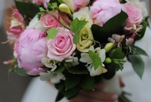 Flowers for my boho garden wedding