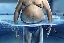 swimming adverts