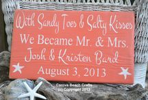 Wedding Signs / Cute signs to use at your wedding