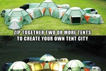 Camping Ideas / by TAB