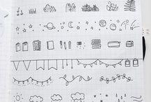 — bullet journal