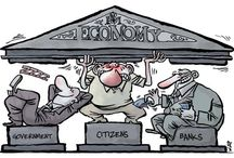 Economie Cartoons
