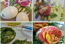 Decoupage/adhesives / by Debbie Patterson