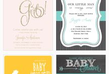 Baby Shower Ideas / All the ideas you need to plan the perfect baby shower!
