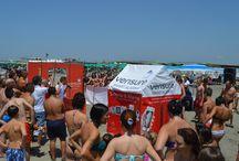 Verisure Play / Evento Verisure sulla spiaggia di Ostia (Roma)