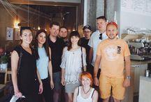 Śniadanie biznesowe #StacjaNadodrze / Ruszyliśmy z naszym nowym projektem! Pierwsze śniadanie biznesowe już za nami. Dziękujemy wszystkim, którzy przyszli i wzięli udział w inspirującej burzy mózgów! A Bema Café jesteśmy wdzięczni za wszystkie śniadaniowe pyszności :). Niedługo kolejna odsłona spotkania, mamy nadzieję, że w jeszcze większym gronie! :)