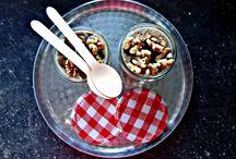 Puddings / Gezonde pudding recepten.