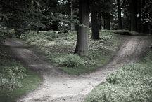 Gehe deinen Weg