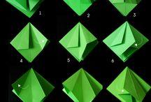 abete origami