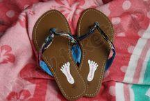 Etiquetas para identificar calçado
