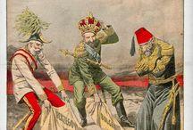 történelemi karikatúrák  historical  caricatures
