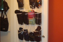 Closet/Pantry/Home Ideas & Organization