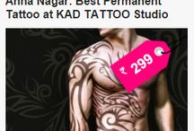 The Best tattoo shop in chennai
